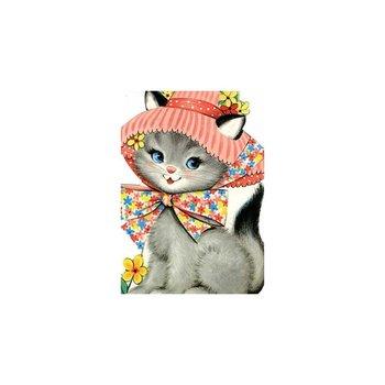 Postcard | Fab 70s Cat