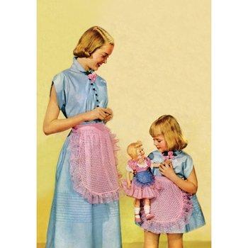 Postcard | Like mother, like daughter