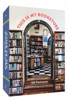 This is my bookstore: 100 postcards