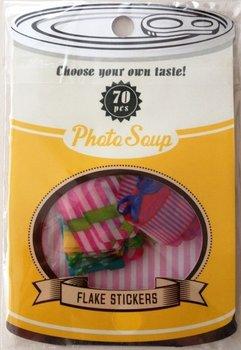 Photo Soup Sticker Flakes Sack | Presents