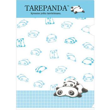 San-X Tarepanda A4 Plastic File Folder