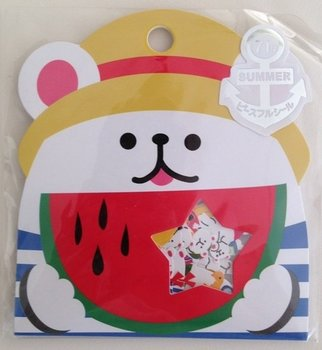 Sticker Flakes Sack Mindwave | Summer Selection Polar Bear