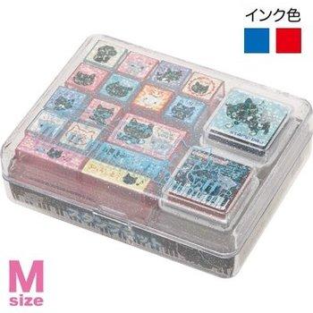 San-X Kutusita Nyanko Stamp Set