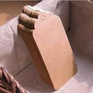 Gift Tag | Brown Kraft Paper