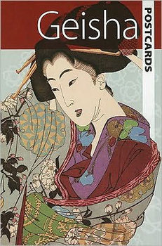 Dover Postcards Geisha: 12 cards