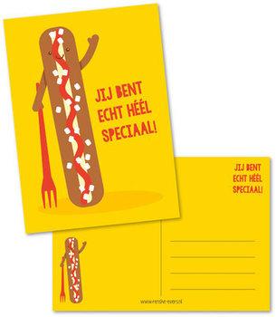 Postcard Renske Evers | Jij bent heel speciaal