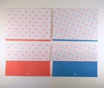 Envelopes Set (2 designs) | Camera Airplane