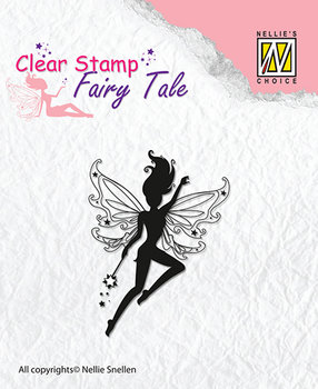 Nellie Snellen Clear Stamp | Fairy Tale-4