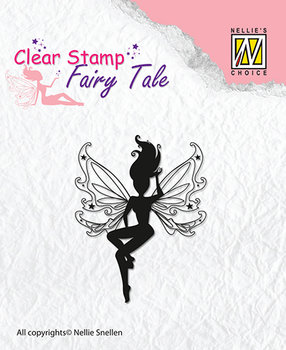 Nellie Snellen Clear Stamp | Fairy Tale-3