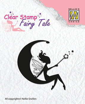 Nellie Snellen Clear Stamp | Fairy Tale-2