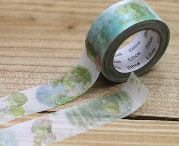 Amy and Tim Washi Tape