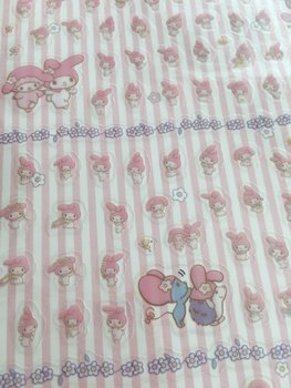 Sanrio Kawaii Diary Planner Seal Stickers | My Melody