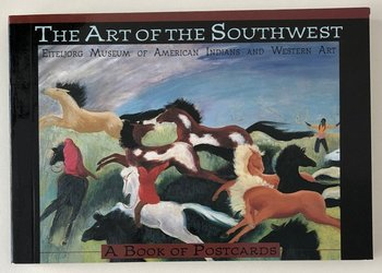 The Art of the Southwest: Postcard Book