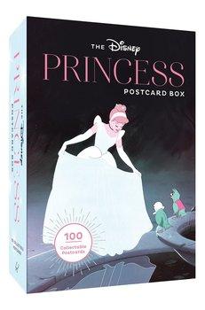 The Disney Princess Postcard Box : 100 Collectible Postcards
