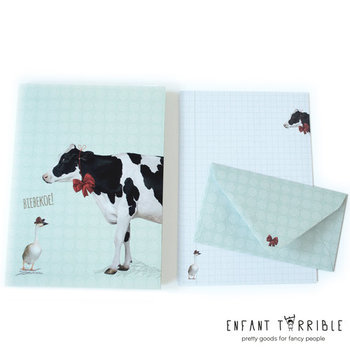 Briefpapier Set Enfant Terrible | Biebekoe