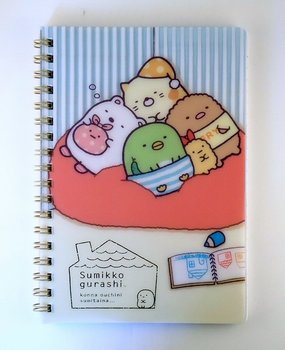 San-X Sumikkogurashi Ring Binder Notebook