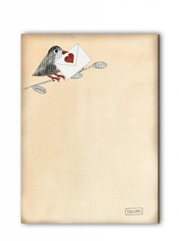 Memopad TikiOno   Love Message