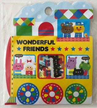 Kamio Sticker Flakes Sack | Wonderful Friends