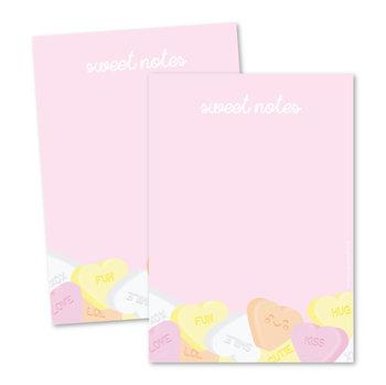 Memo pad Studio Schatkist   Sweet Notes