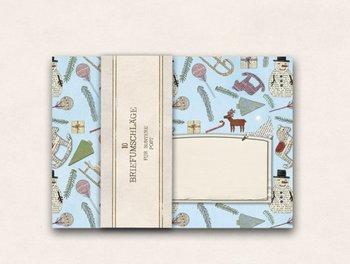 10 x Envelope TikiOno | Christmas