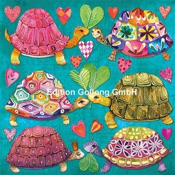Mila Marquis Postcard | Turtles