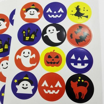 Sealing Stamp Stickers | Halloween
