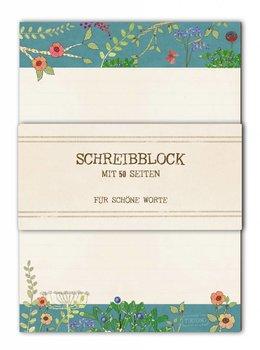 A5 Letter Paper Pad TikiOno | Blumenwiese