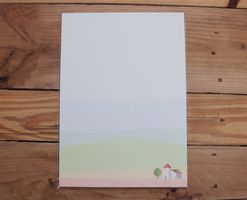 A4 Colourful Paper | Small Scenery