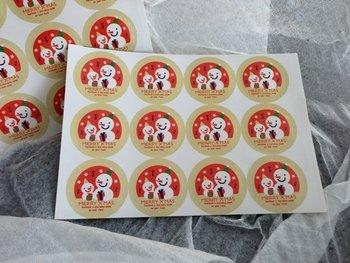 Sealing Stamp Stickers