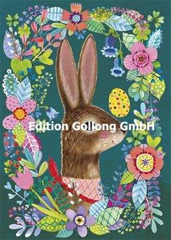 Mila Marquis Postcard | Bunny