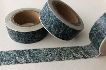 Washi Masking Tape | Blue Marble