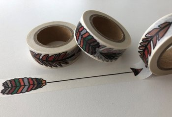 Washi Masking Tape | BIG Arrows