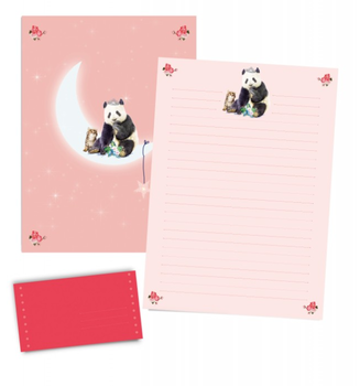 Briefpapier Set Enfant Terrible | Panda