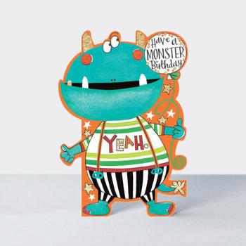 Rachel Ellen Designs Cards - Little Darlings - Monster Birthday