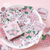 Sticker Flakes Box Candy Poetry | Cute Pink Items