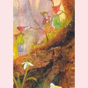 Postcard Daniela Drescher   Dwergenland 2