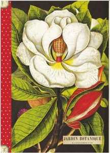 Illustriertes Kleiner Notizbuch Gwenaëlle Trolez Créations - Fleurs