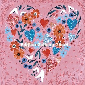 Cartita Design Postcard | Heart