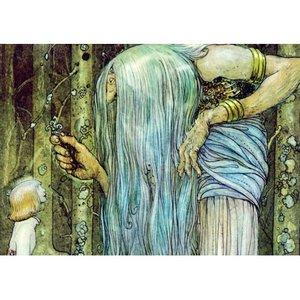 Postcard | The Magic Herb