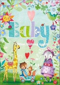 Mila Marquis Doppelkarten | Baby (Tiere)