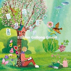 Mila Marquis Postcard | Woman under a tree