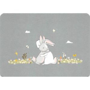 Postcard Gutrath Verlag | Hugging Bunnies