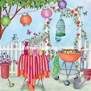 Cartita Design Postcard | Garden Party