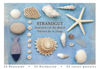 Tushita Postcard Book | Treasures of the Beach