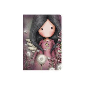 Gorjuss - A6 PVC Cover Notebook - Little Wings