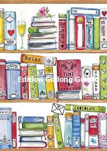 Carola Pabst Postcard | Bücher