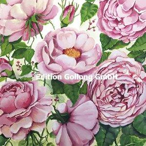 Sabina Comizzi Postcard | Roses