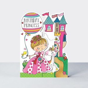 Rachel Ellen Designs Cards - Whippersnappers - Birthday Princess