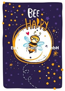 Rita Berman Postcard | Bee happy
