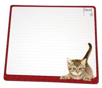 Notebook Desk Planner | Franciens katten, Francien van Westering